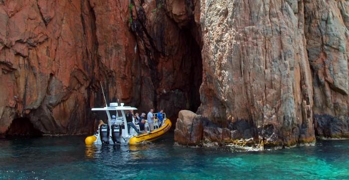 promenade bateau piana