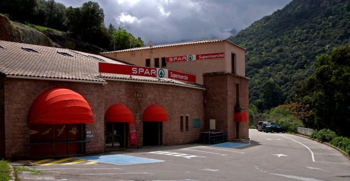 Supermarché SPAR PORTO OTA CORSE